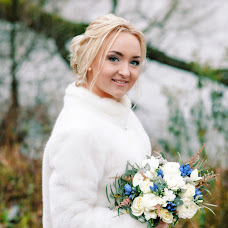 Wedding photographer Olga Tryapicyna (tryolga). Photo of 02.12.2017