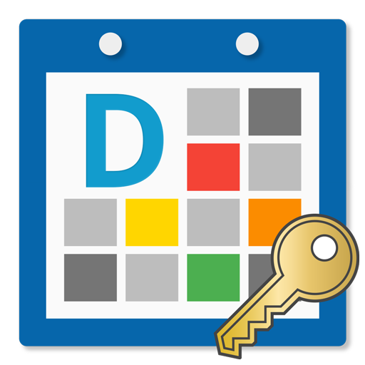 DigiCal+ 日曆 生產應用 App LOGO-硬是要APP