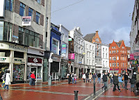 serviced apartments in Grafton Street