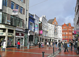 Things to do in Grafton Street
