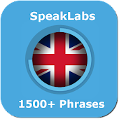 English 1500+ Most commonly used phrases for free!