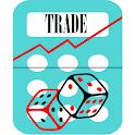 Калькулятор трейдера по стратегии 'Мартингейл' icon