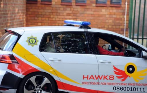 Five years in jail for woman who spiked guard's drink and burgled Hawks office