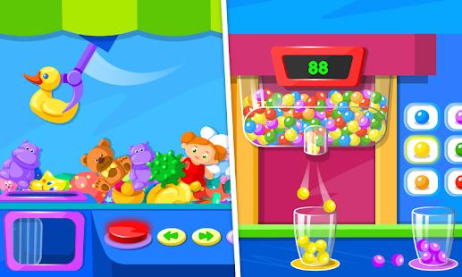 Supermarket – hra pro děti - náhled