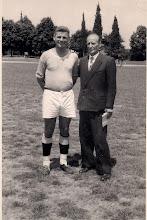 Photo: 196. Vancas i Karlo Rovis - vojno igralište u Premanturskoj Ul. u Puli