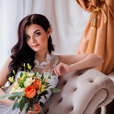 Wedding photographer Evgeniya Bakulina (Jenechka89). Photo of 27.07.2017