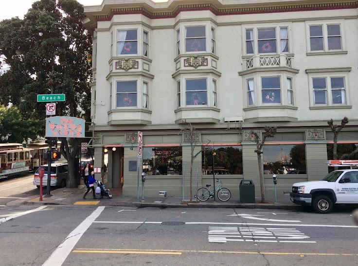The Buena Vista Cafe.