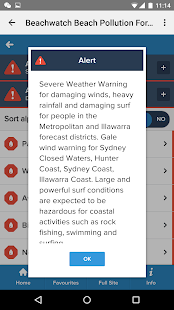 Sydney & NSW Alert- screenshot thumbnail
