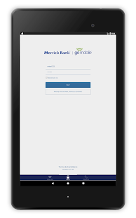 Merrick Bank Mobile- screenshot thumbnail