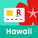 楽天カードHawaiiナビ-もっと楽しいハワイ旅行へ icon