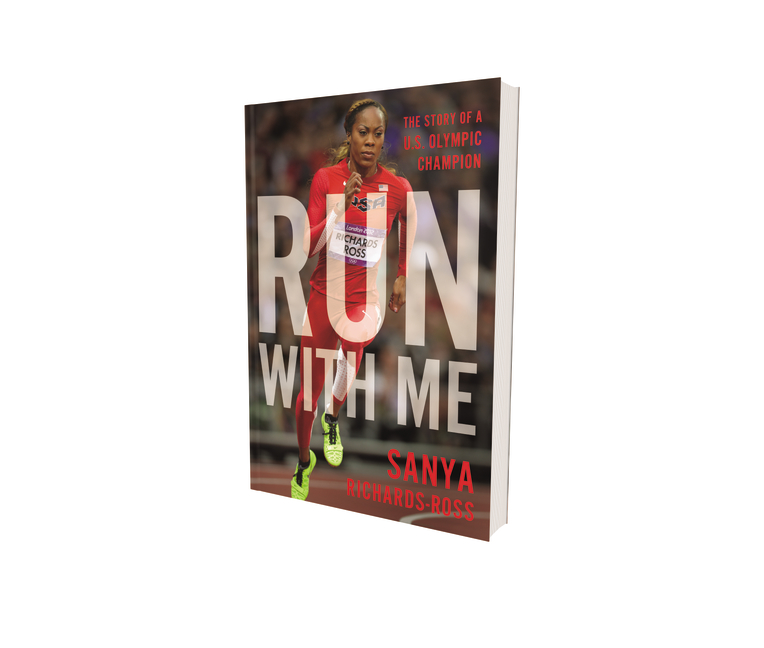 Run with Me Book
