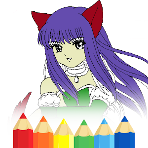Anime Coloring Pages Book APK Download For Android