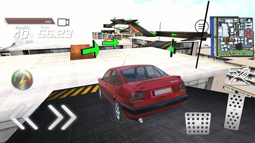 Tempra - City Simulation, Quests and Parking screenshot 8