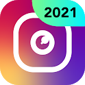 camera for instagram filters & effects: IG filters icon