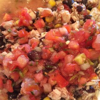 Chicken Black Bean Corn Salsa Recipes