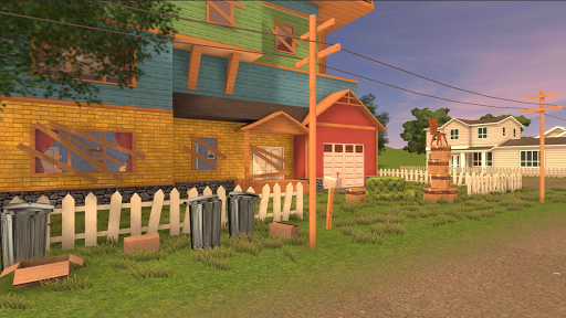 Screenshot for Angry Neighbor in United States Play Store