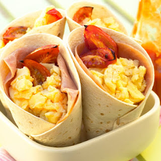 Breakfast Wraps Sauce Recipes.