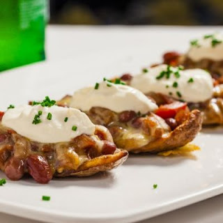 Tasty Loaded Potato Skins