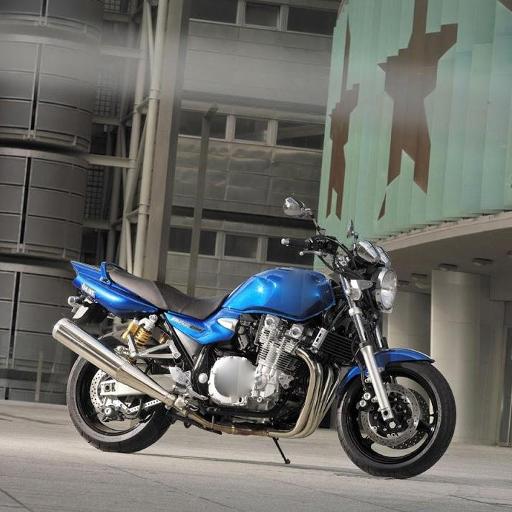 Wallpaper Yamaha XJR1300