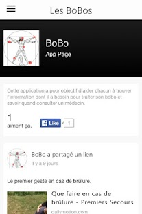 BoBo - Soigner bobo, plaie...- screenshot thumbnail
