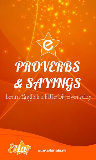 English Proverbs Sayings