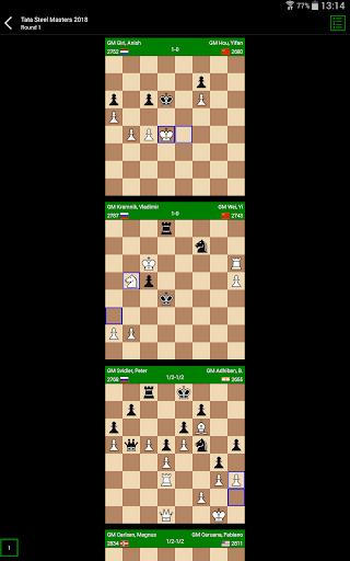 Chess4ever - Play, study & watch chess apkmind screenshots 10