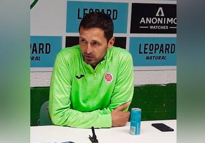 """Dino Toppmöller n'en veut pas à Virton : """"Je peux regarder Flavio Becca dans les yeux"""""""