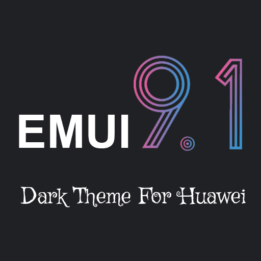 Dark Emui-9 1 Theme for Huawei - Apps on Google Play