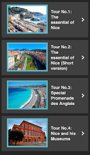 Nice Offline Travel TourOnTrip- screenshot thumbnail
