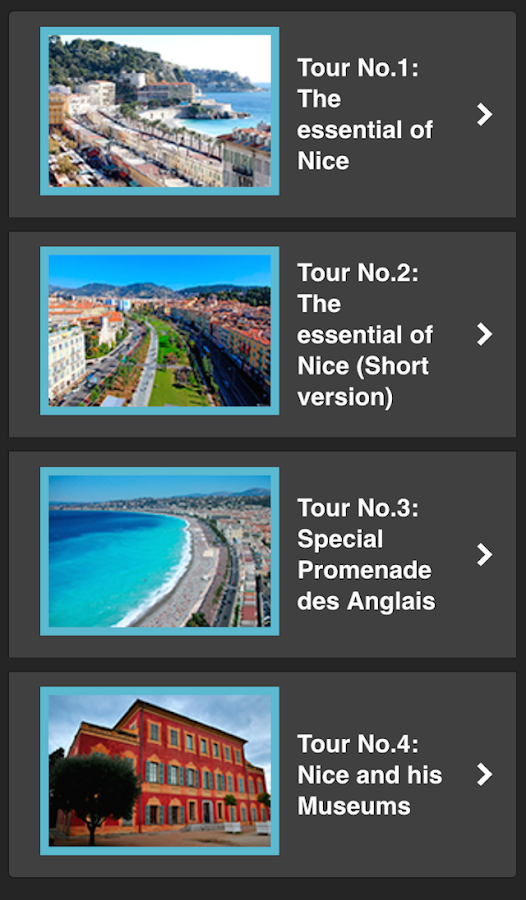 Nice Offline Travel TourOnTrip- screenshot