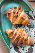 Photo: Croissants,