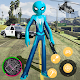 Download New Spider Stickman Rope Hero Shooting Crime 2020 For PC Windows and Mac