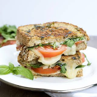 Italian BLT Grilled Cheese.