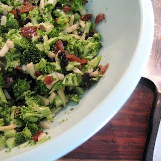 Paleo Broccoli Salad.