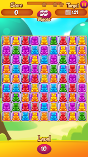 Endless Gummy Bear Screenshot