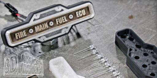 3D Printed Custom Car Parts   MatterHackers