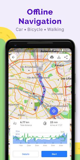 OsmAnd u2014 Offline Maps, Travel & Navigation 3.7.4 Screenshots 2