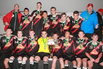 Photo: M17AA 2015 Laval Tournament Champions!