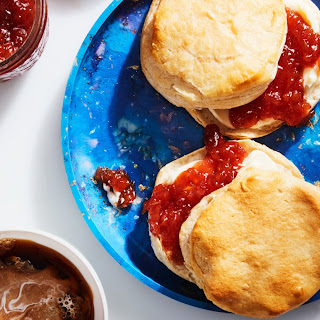 Peach-Bourbon Jam recipe | Epicurious.com.