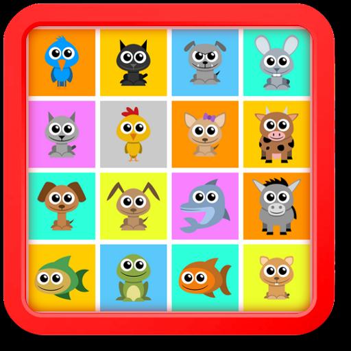 Onet Frenzy Animals 解謎 LOGO-玩APPs