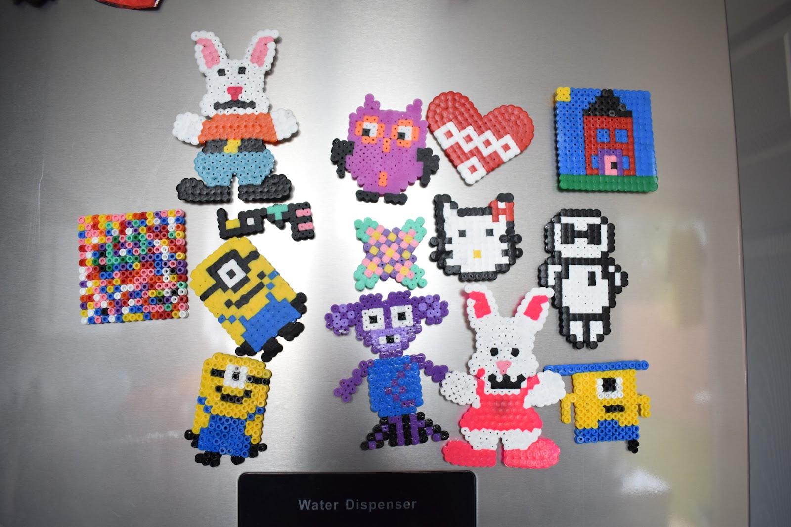 """(<img alt=""""Hama Beads fridge magnets"""">)"""