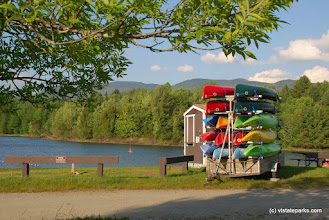Photo: Boat rentals are Waterbury Center State Park