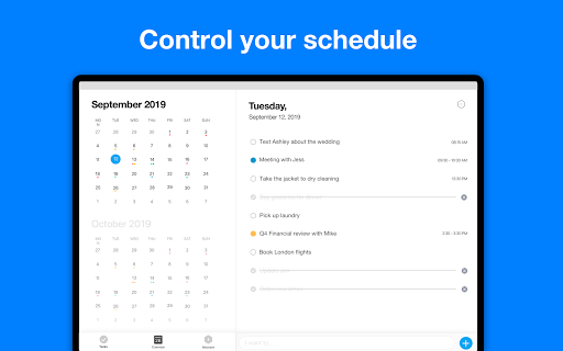 Screenshot for Any.do: To do list, Calendar, Reminders & Planner in United States Play Store