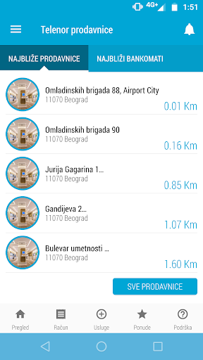 Moj Telenor 1.23.3 screenshots 8