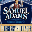 Samuel Adams Blueberry Hill Lager