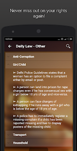Daily Laws - India- screenshot thumbnail