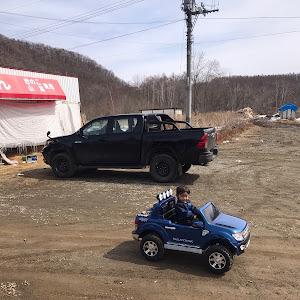 ハイラックス 4WD ピックアップのカスタム事例画像 aibaluxさんの2020年04月03日23:38の投稿