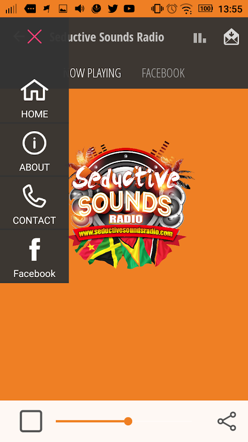 Seductive Sounds Radio- screenshot
