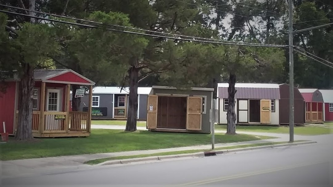 Premier Portable Buildings - Portable Building ...