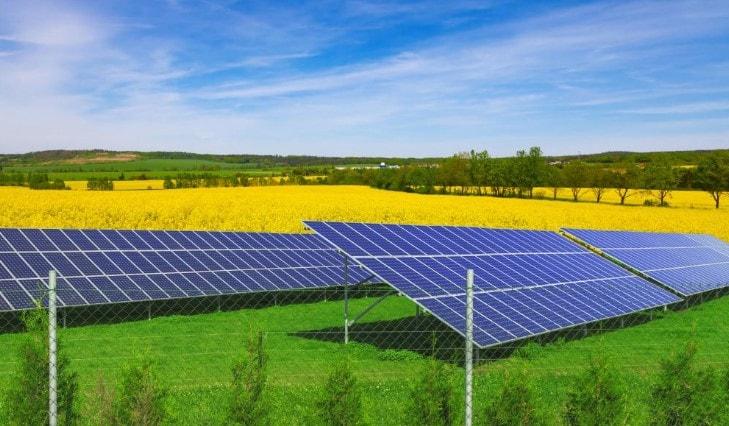 солнечные станции в Украине